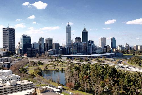 Perth in Australia Occidentale