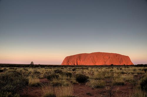 Uluru o Ayers Rock
