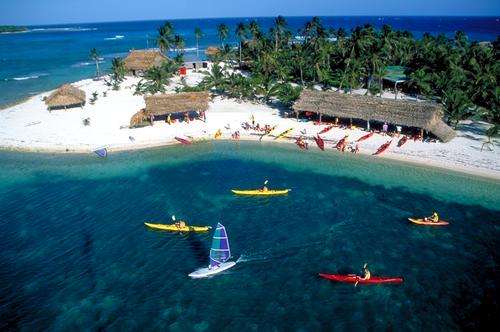 Turismo in Belize.