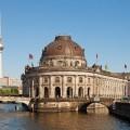 Il Bode-Museum nell'isola dei musei di Berlino.