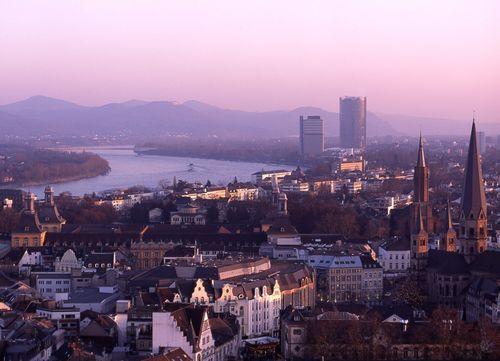 Bonn ex capitale della Germania.