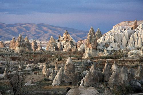 Cappadocia, i camini delle fate