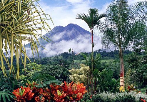 Costa Rica, il vulcano Arenal e una spettacolare natura