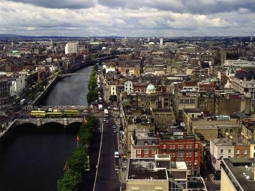 Dublino, Irlanda.