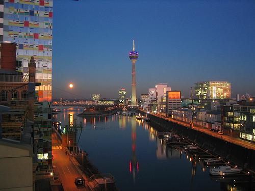 Dusseldorf in Germania.