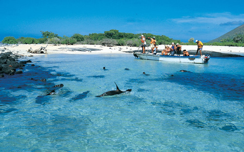 Ecoturismo alle Isole Galapagos
