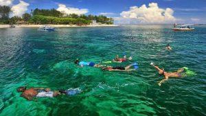 Immersioni e snorkeling a Lombok.
