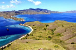 Lombok e altre isole.