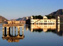 Jaipur in India.