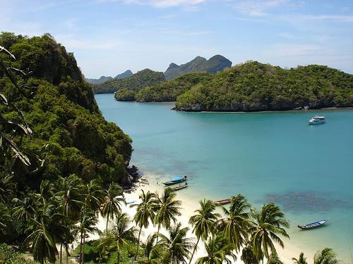 La bellissima Ko Samui in Thailandia
