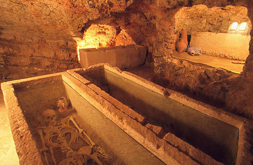 Necropoli di Puig des Molins