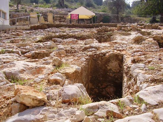 Turismo archeologico a Ibiza, necropoli