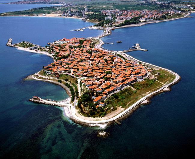 Nesebar in Bulgaria.