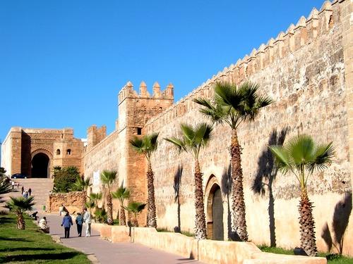 Rabat, capitale del Marocco