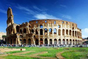 Roma, il Colosseo.