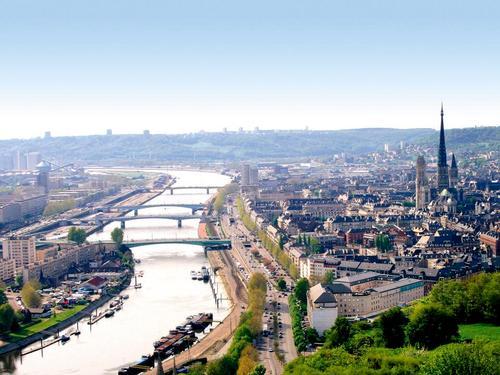 Rouen in Francia.