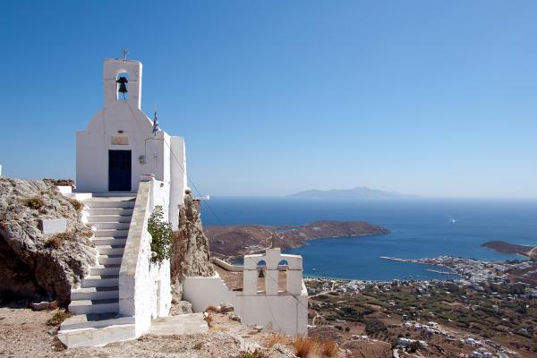 Isola di Serifos, Grecia.