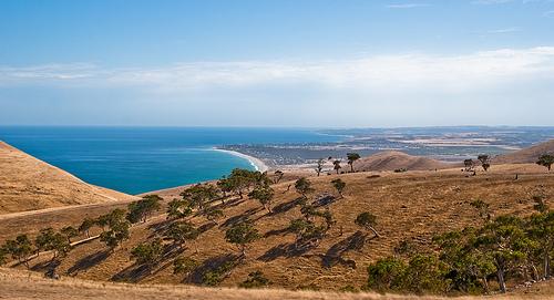Paesaggio del South Australia