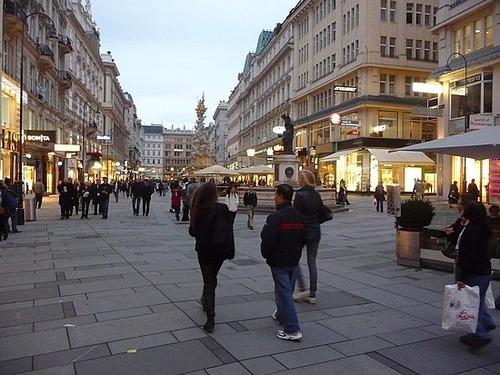 Strade di Vienna