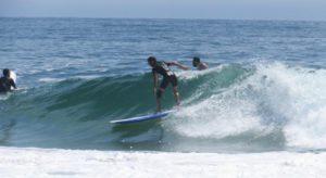 Surf in Corea del Nord.