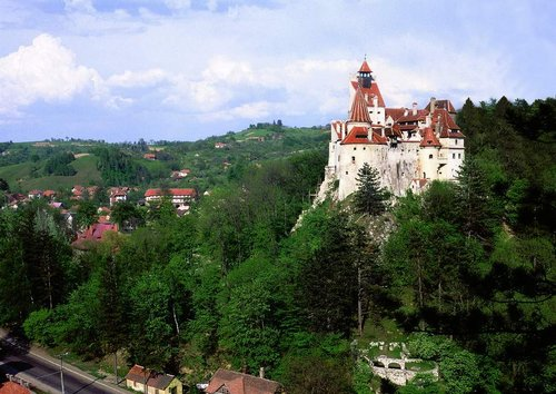 Turismo in Romania.