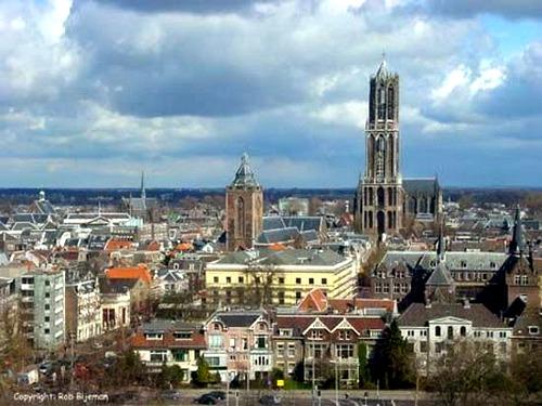 Utrecht in Olanda