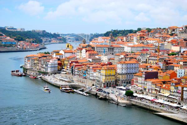 Portogallo, Oporto.