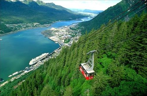 Juneau, in Alaska.