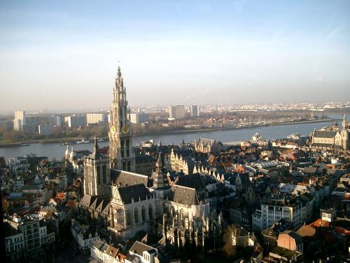 Anversa in Belgio.