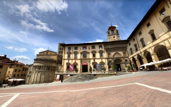 Cosa vedere a Arezzo.
