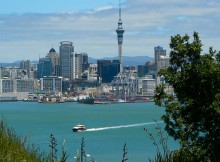 Auckland in Nuova Zelanda