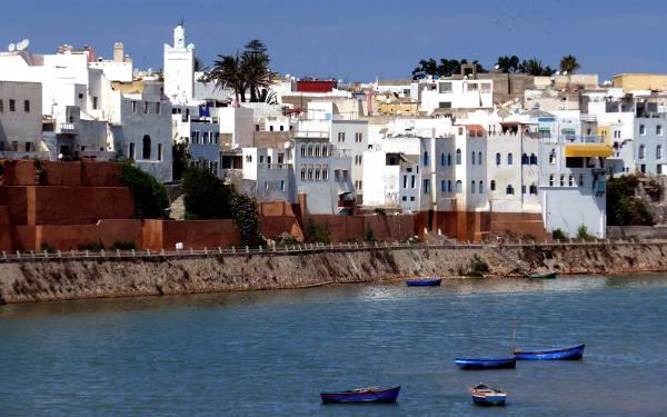La città marocchina di Azemmour.