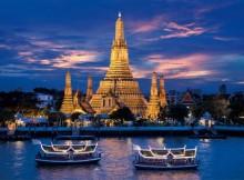 Bangkok in Thailandia, Asia.