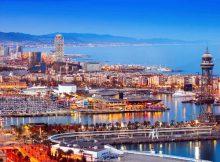 Barcellona in Spagna.