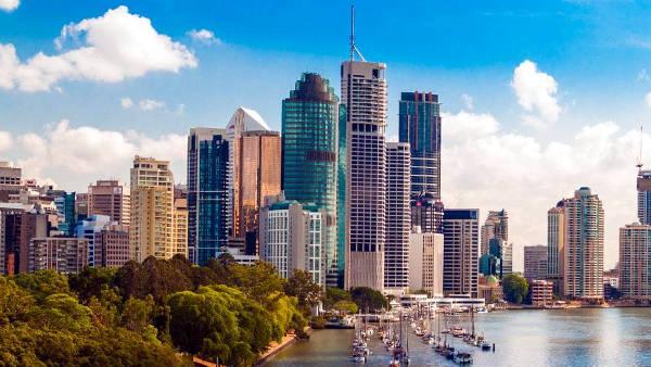 Brisbane in Australia.