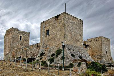 Castello di San Michele a Cagliari.