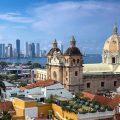 Cartagena de Indias in Colombia.