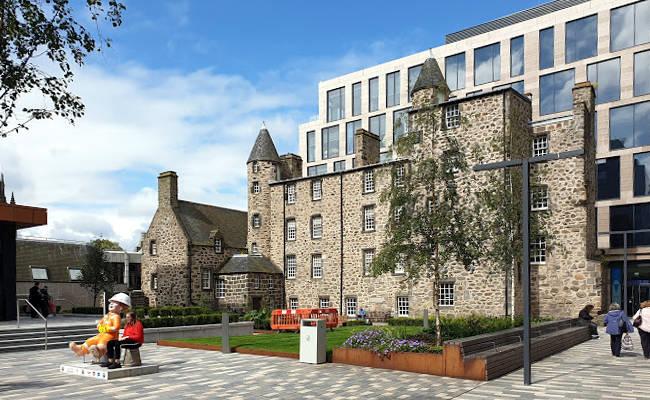 La casa di Provost Skene è uno dei luoghi da non perdere ad Aberdeen, una piccola galleria d'arte.