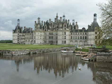 Il Castello di Chambord, Valle della Loira