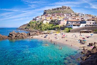 Castelsardo, Sardegna nord.