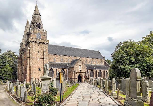 La Cattedrale di San Macario ad Aberdeen.