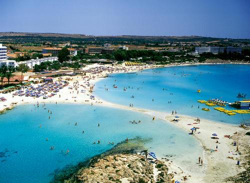 Cipro, Agia Napa.