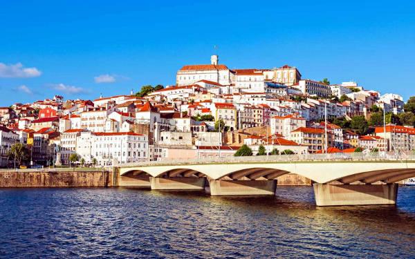 Coimbra in Portogallo.