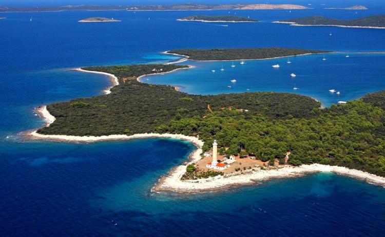 Dugi Otok isola in Croazia.
