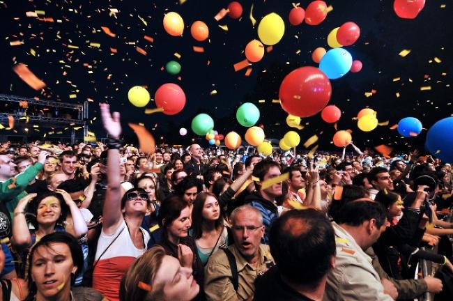 Festival musicale a Zagabria.
