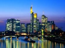 Francoforte in Germania.