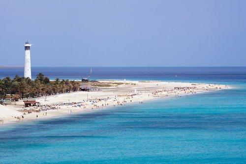 Fuerteventura, alle Canarie.