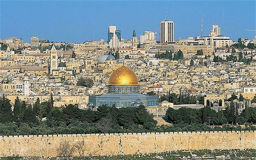 Gerusalemme in Israele
