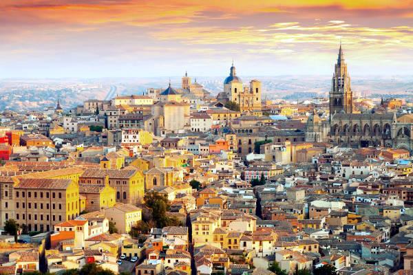 Granada in Spagna.