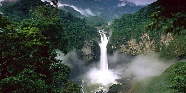 Parco nazionale Cusuco in Honduras.